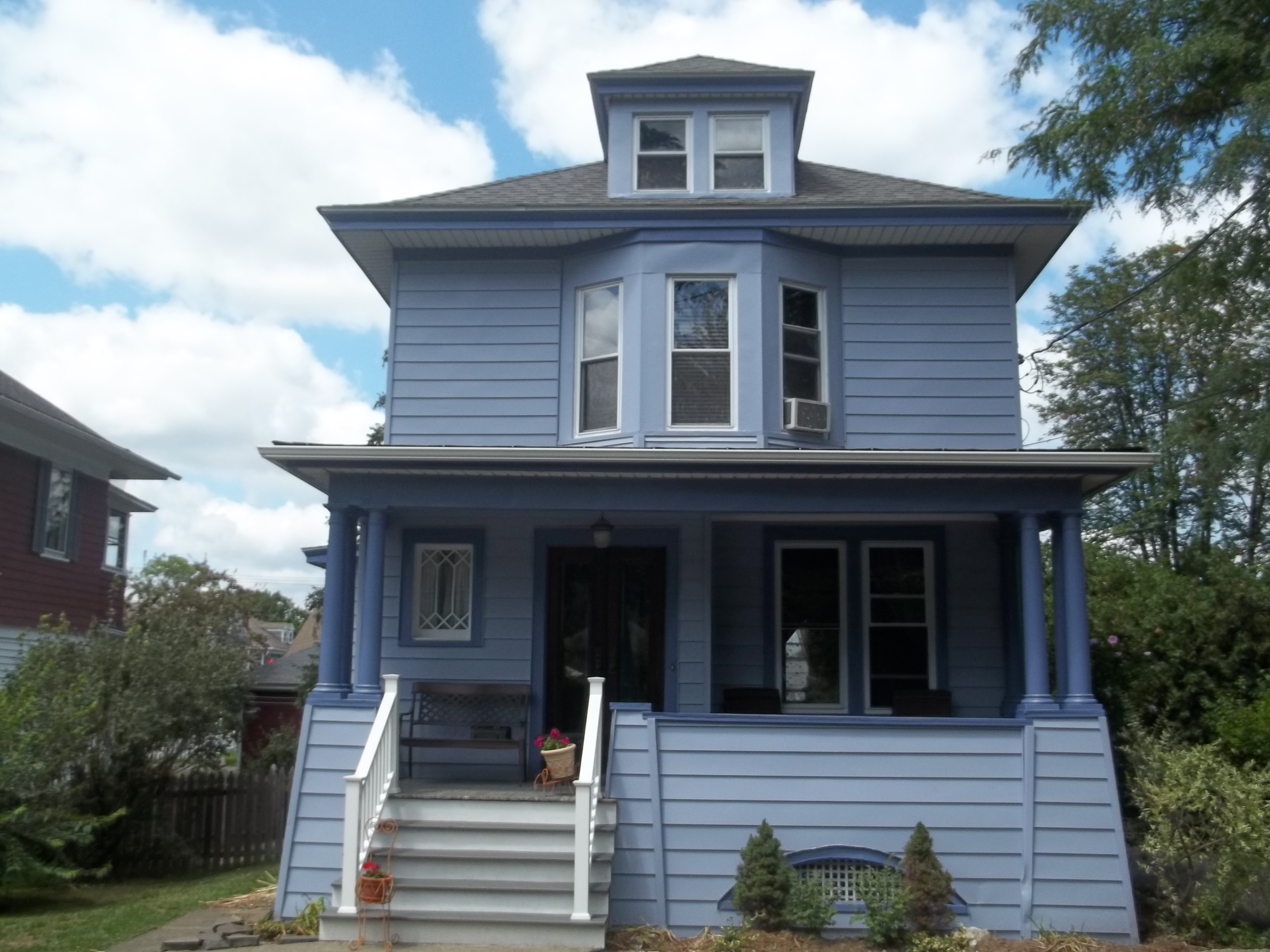 Hudson ny painting contractor house painters hudson ny for Hudson house