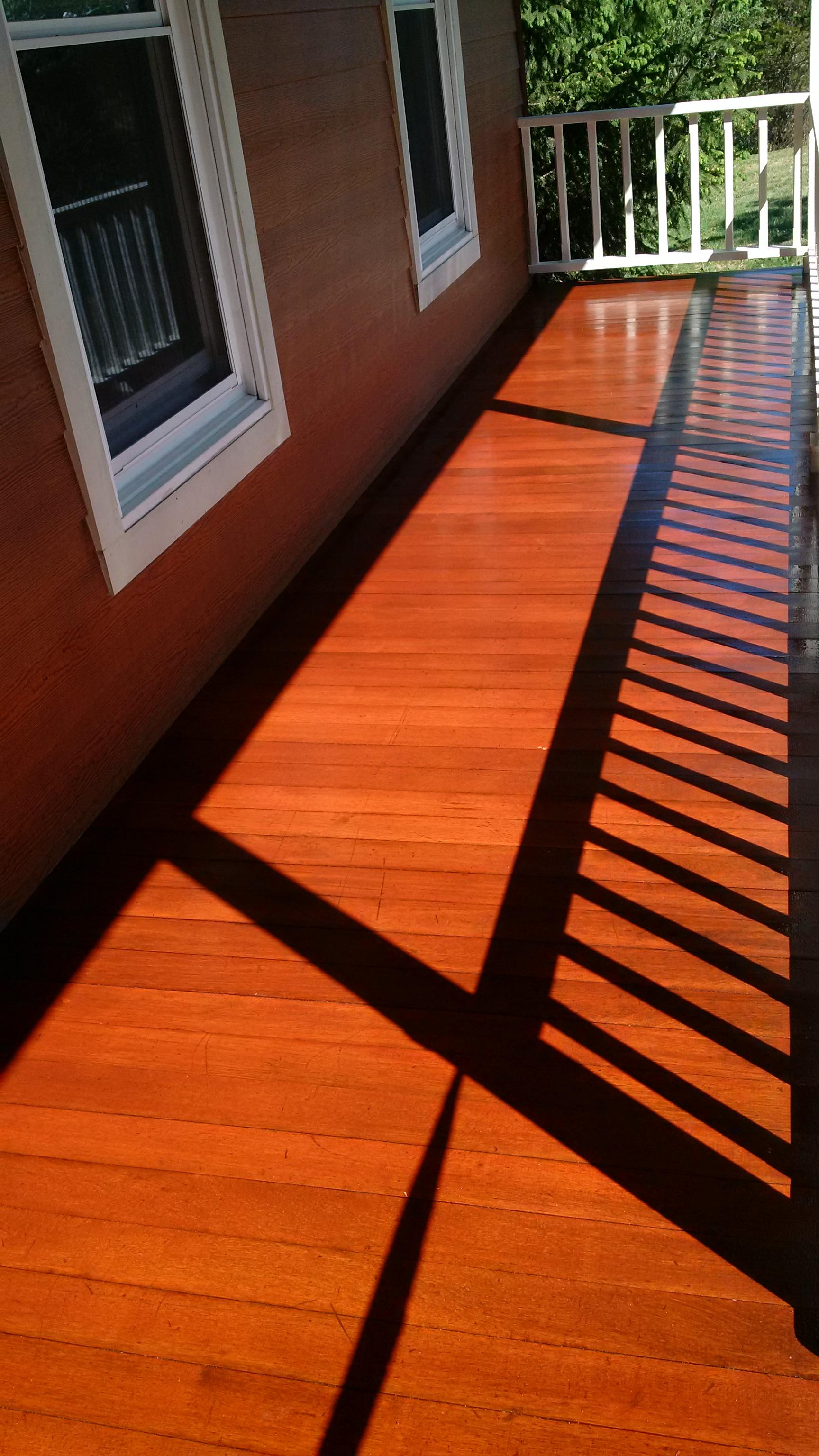 Mahagony Deck Staining Germantown NY