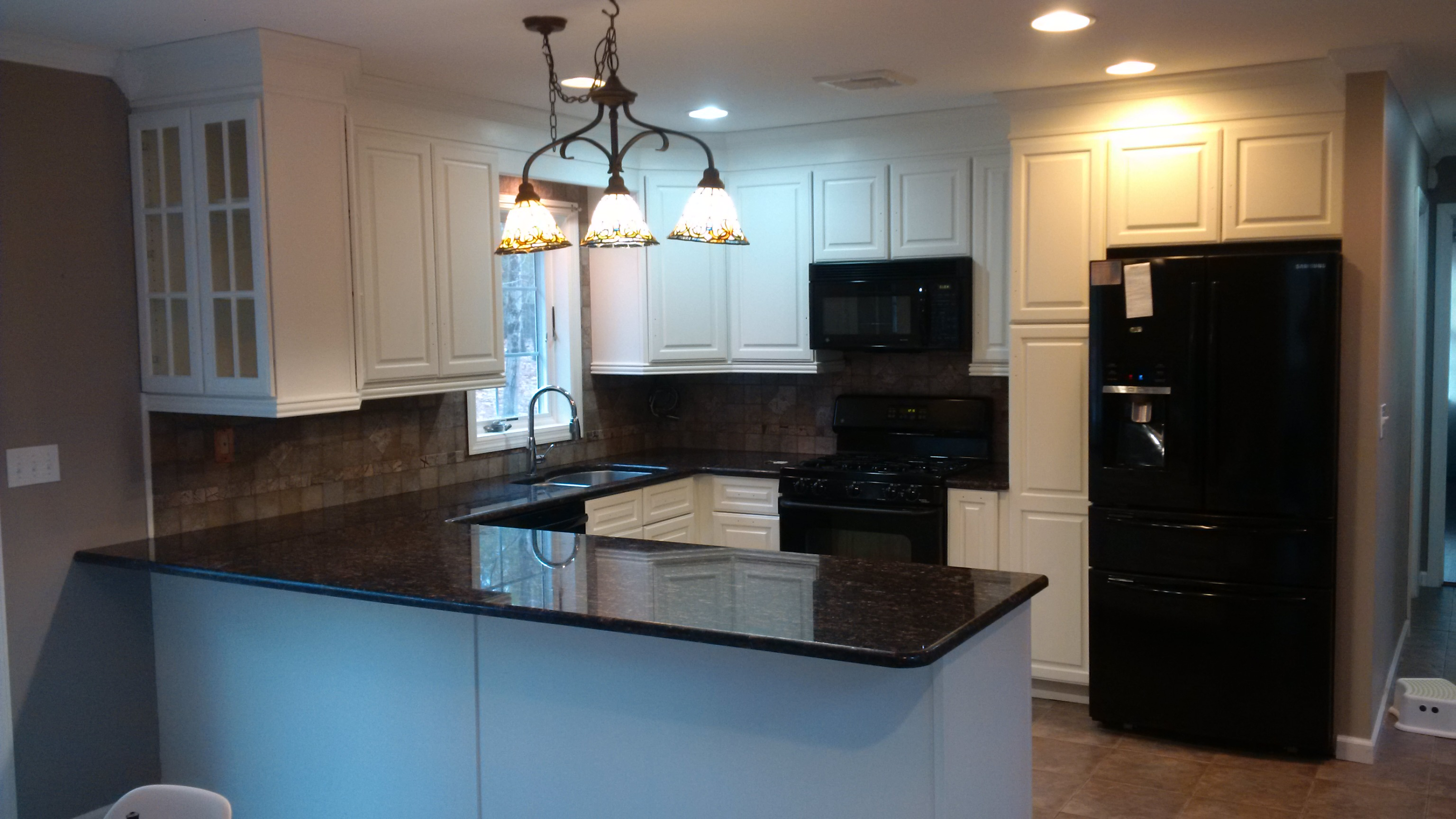 Contractor Kitchen Cabinets. 72 Creative Preeminent Dsc Color Stains ...